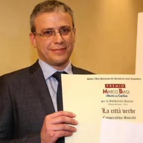 """Premio Biagi, il cuore è Verde: """"Tutti hanno un'abilità"""""""